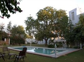 sirsi haveli swimming pool